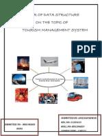 tourist management system