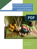 A Agroecologia No MPA