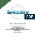 Infinity Reglamento Unificado V1-2