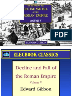 decline and fall of the roman empire vol v by edward gibbon preview