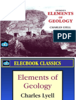 elements of geology by charles lyell preview
