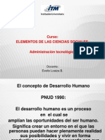 Elementos de Las Ciencias Sociales 3