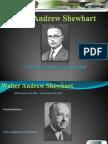 Presentación Shewhart