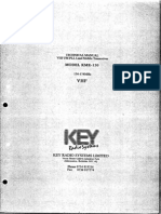 KEY KME-150 Service Manual