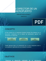 PLAN DIRECTOR - DENIS A. SÁNCHEZ
