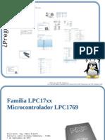 Sistemas Embebidos 2011 2doC Intro LPC1769 Ridolfi