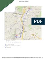 Mis Sitios Guardados - Google Maps