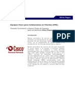 Cisco CPE Espanol
