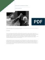 Imperialismo e Anticomunismo na América Latina