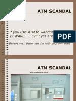 ATM Case Study Code-java | Automated Teller Machine | Method