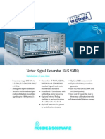Rohde & Schwarz SMIQ02B Vector Signal Generator Datasheet.pdf
