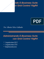 Oracle Enterprise Manager Plug-in para Oracle E-Business Suite R12