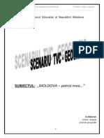 SCENARIU TVC Clasa IX, Soltan Angela, Puhoi, Ialoveni