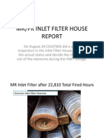 Oil and Gas Inlet Filters