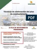Tecnicas de Planes de Mantenimiento - ESPAÑA.pdf