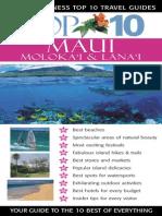Top 10 - Maui, Molokai & Lanai.pdf