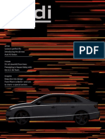 Audi Magazine, edition 105, USA, 2013