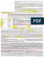 Consulta - Provinha II - ESTATÍSTICA I
