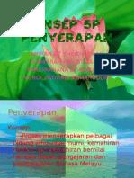 KONSEP 5P - PENYERAPAN