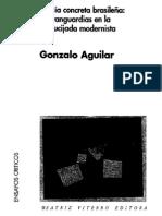 aguilar, gonzalo. poesía concreta brasileña. las vanguardias en la encrucijada modernista