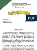 proyecto canaima!.odp