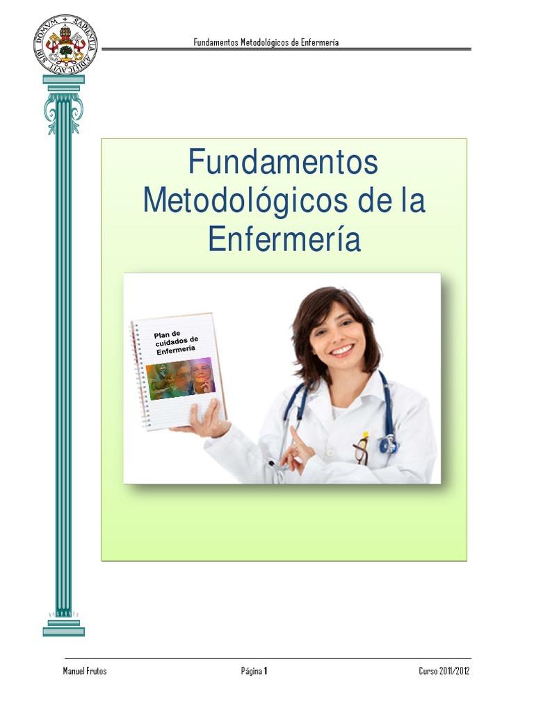 FUNDAMENTOS METODOLÓGICOS DE ENFERMERÍA