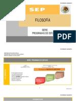 Programa de Filosofia DGB