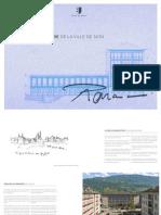 Plaquette Prix Architecture Ville Sion2013