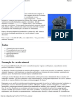 Carvão mineral – Wikipédia, a enciclopédia livre