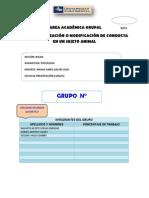 INFORME DE TRABAJO GRUPAL DE ESTUDIO PSICOLÓGICO