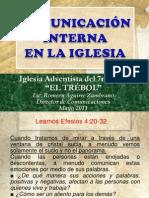 Comunicación Interna en la IASD