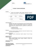 Bab 1 - Syarat Umum Kontrak