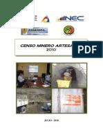 Informe Censo Minero Rev 28-7-10