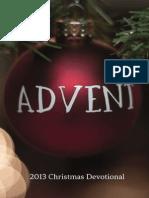 Advent 2013 Christmas Devotional  •  Mosaic Church