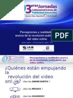 La revolución del video online