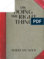 on doing the right thing.pdf