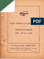 Bouyer 557B Et 606
