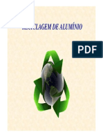 Reciclagem de Aluminio