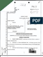 A09595953C Complaint