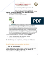 PROYECTOS DE COMPRENSIÓN, IDEAS