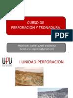 Clases Perforacion y Tronadura Final