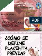 Placenta Previa Original