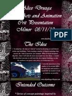 Pitch Presentation 08/11/2013