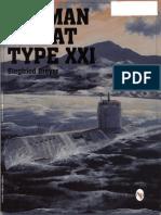 Kriegsmarine - German U-Boot Type XXI
