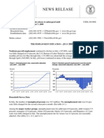 The Unemployment Situation Report - July