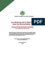 Sciences de La Charia Pour Les Economistes Ppt
