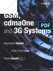 GSM CDMA One and 3G Systems