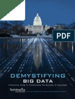 Big Data Demystified