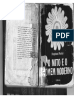 PATAI, Raphael. O Mito e o Homem Moderno