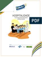 Bem Receber - Hospitalidade - Guia Para Profissionais Operacionais
